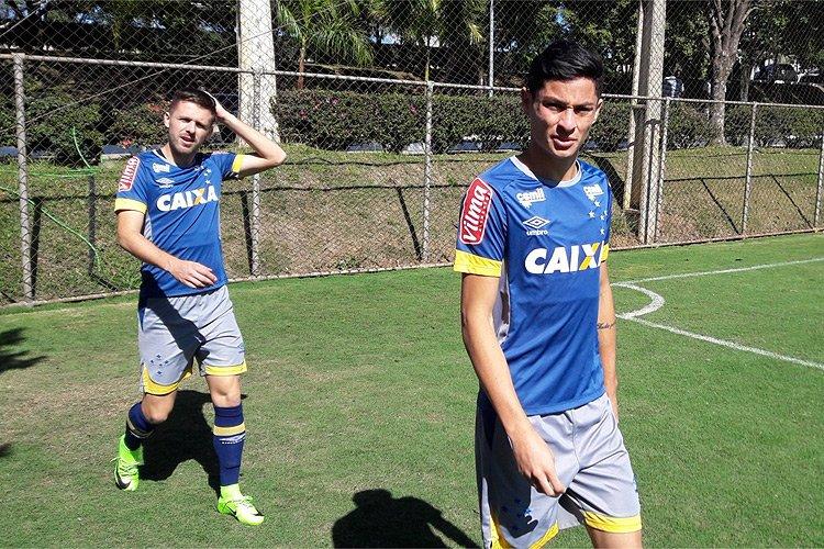 De olho no Coritiba, Cruzeiro se reapresenta com titulares à disposição de Mano Menezes https://t.co/YROIax9fTd