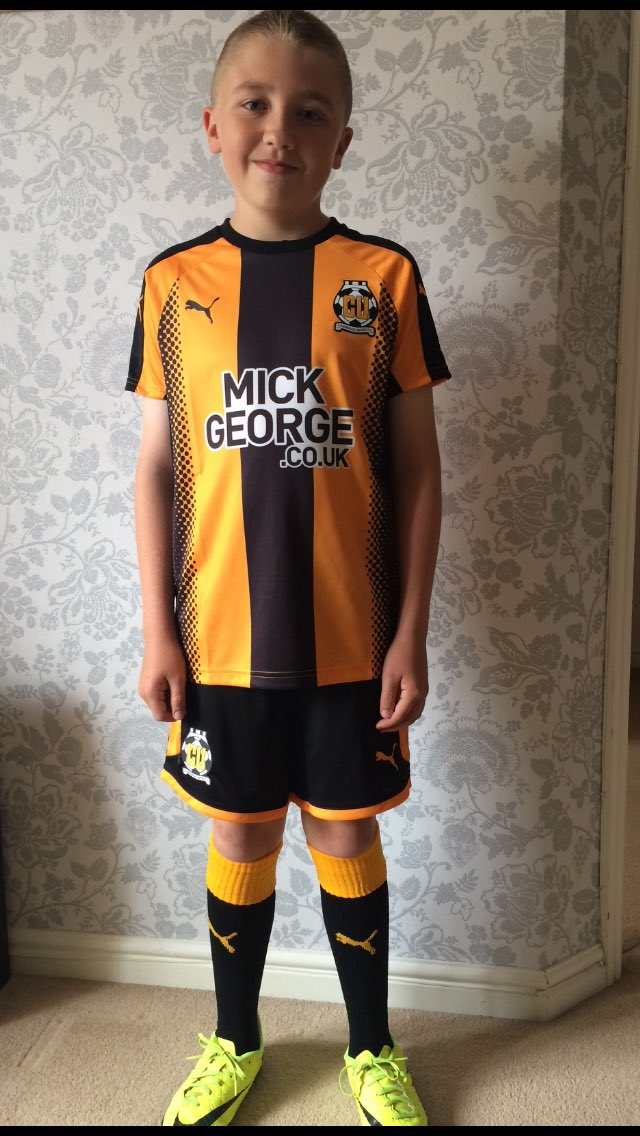 my new kit#happyboy #love @followCFU @CambridgeUtdFC @CamUTDNews<br>http://pic.twitter.com/ooS3KHh2zl