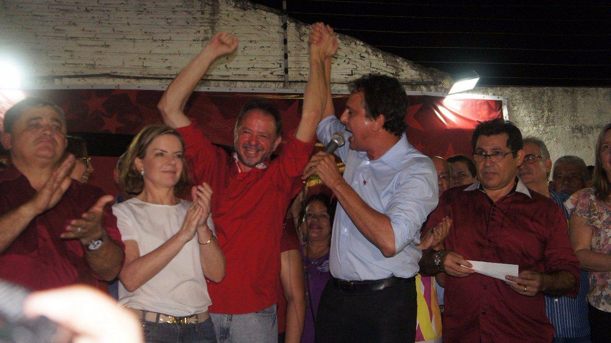 """""""Fui 1º governador do Nordeste a dizer que era contra a reforma da Previdência e trabalhista', disse Camilo (PT-CE) https://t.co/98EywuLpa7"""