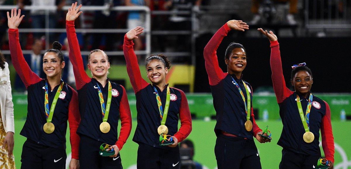 gold medal gymnastics - HD1600×900