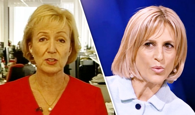 'Be a bit patriotic' Andrea Leadsom clashes with Newsnight host over the success of #Brexit https://t.co/veYJa8wr1i