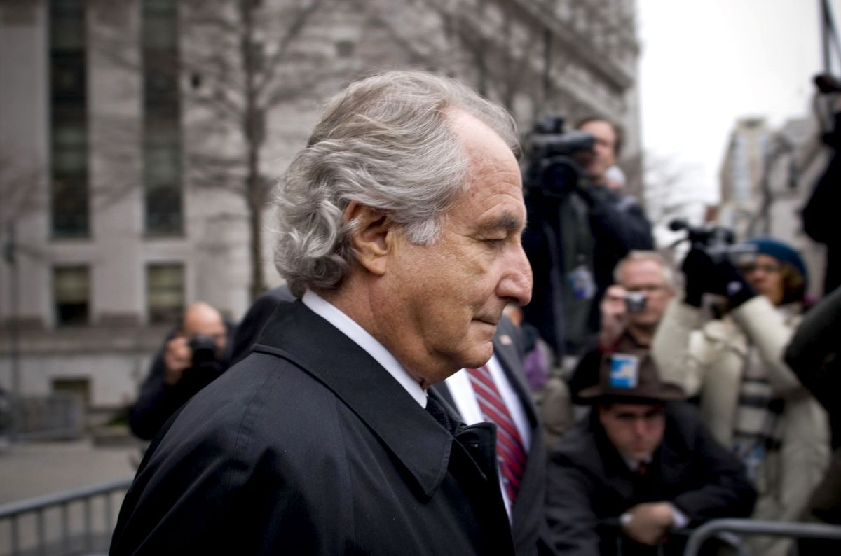 Bernie Madoff: 'I always wanted to please everybody' https://t.co/vXpzKKRb6Y