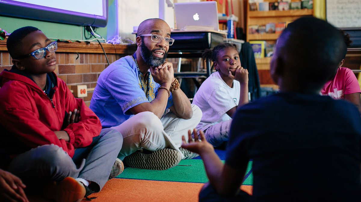 Some teachers are using SEL to help students channel their emotions toward civic engagement. https://t.co/g8ELXNa9VY
