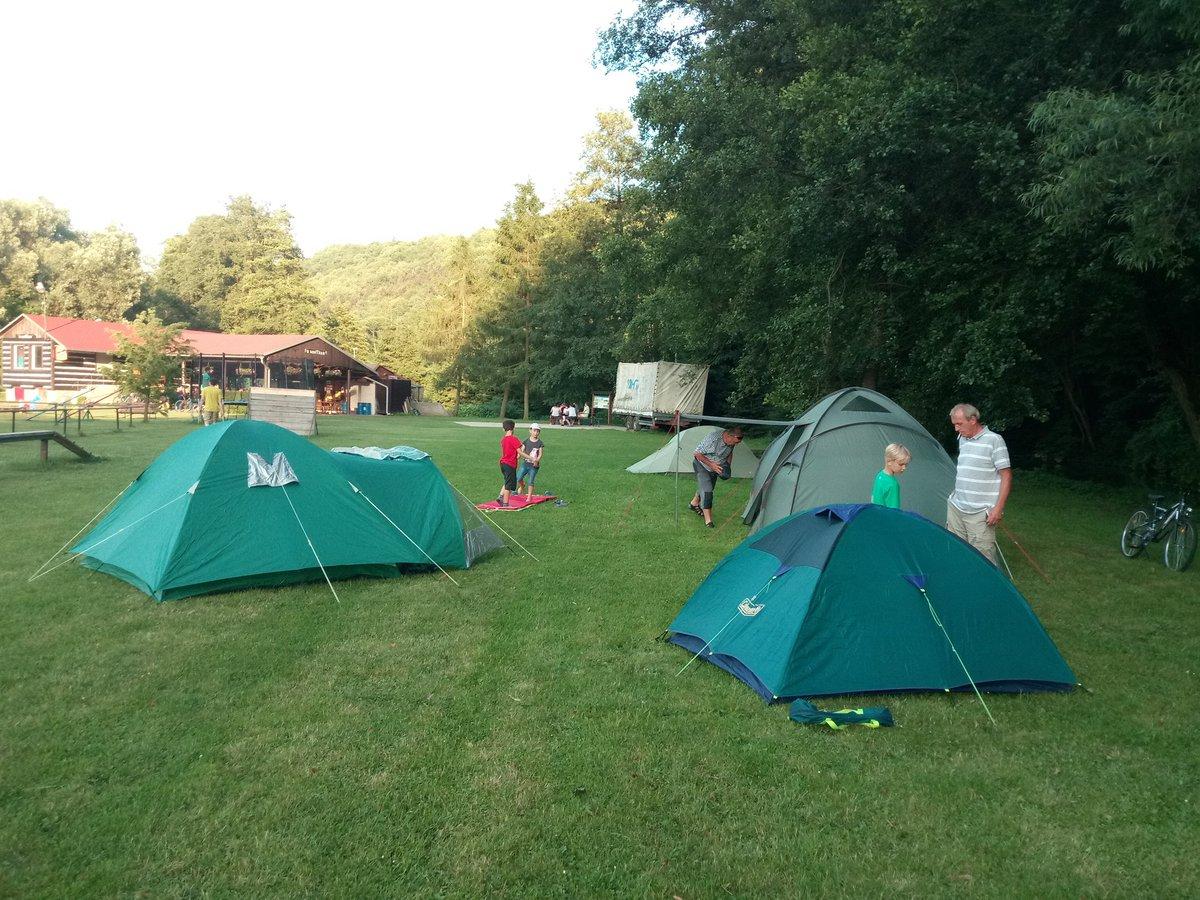 Camping orgie
