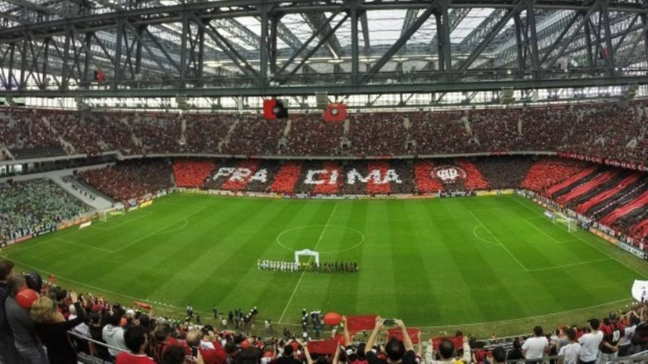 Após 'não' para uso do Couto Pereira, @atleticopr dá ultimato ao @Coritiba https://t.co/pCWy0FG5Bh