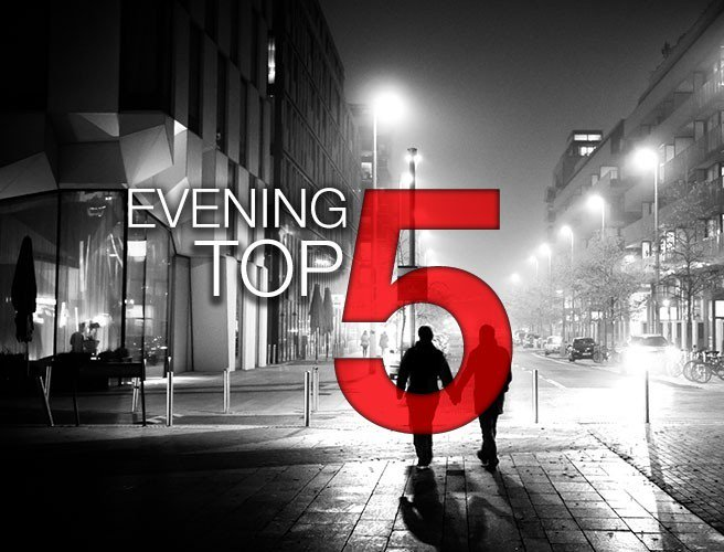Evening top 5: Police say Grenfell fire started in fridge freezer; Coveney confident of power-sharing deal https://t.co/WJX79miGvA