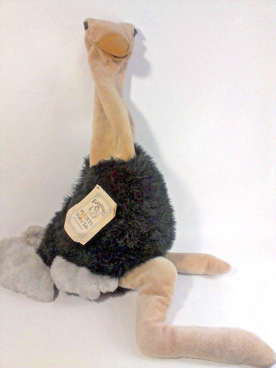 Folkmanis Hashtag On Twitter Http Wwwebaycom Itm Johndeeregy21127wiringharnessforclutch Big Ostrich 3 Ft Puppet Ebaycom Vintage Full Body Rare Folktails Made In Korea 162535917936