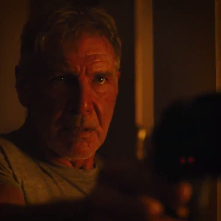 Time to remember. Celebrating 35 years of Blade Runner. #BladeRunner2049