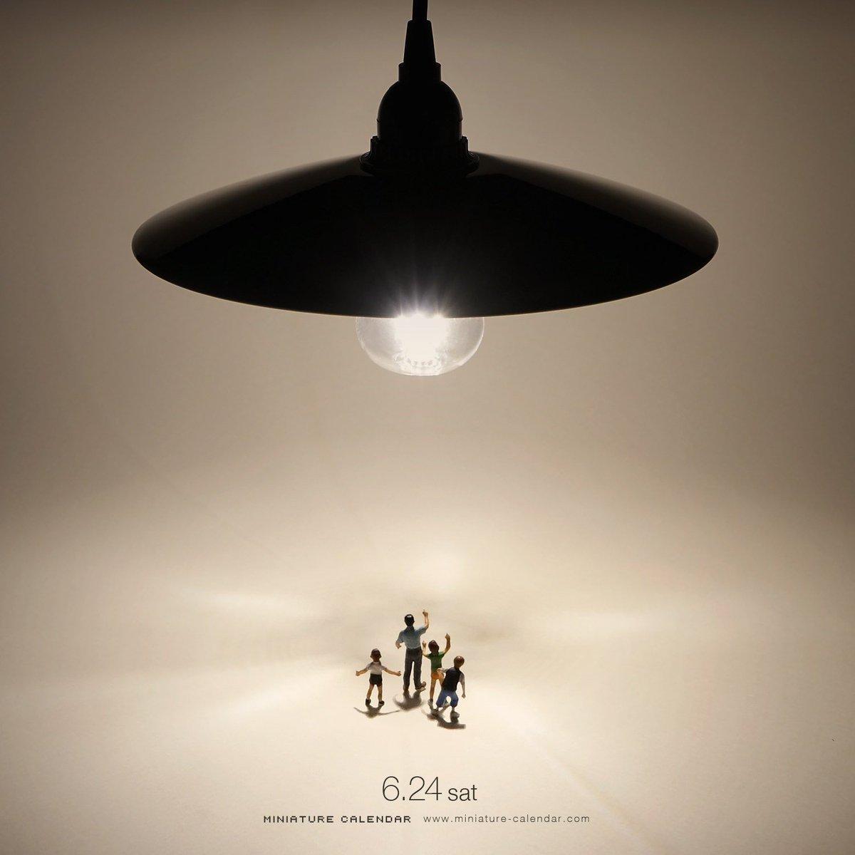 UFOというよりLED?   #UFO記念日 #空飛ぶ円盤記念日 #UFOの日  #ペンダントライト #UFO https://t.co/j...