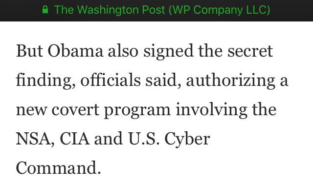 #Obama considered options to &quot;crater&quot; #Russian economy w/ #hacks &amp; prevent doc transfers to #WikiLeaks #TrumpRussia  https://www. washingtonpost.com/graphics/2017/ world/national-security/obama-putin-election-hacking/?utm_term=.12a31b9dd507&amp;hpid=hp_hp-banner-high_russiaobama-banner-7a%3Ahomepage%2Fstory &nbsp; … <br>http://pic.twitter.com/XSxpQMKrMI