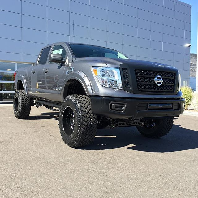 rough country on twitter 6 roughcountry lifted nissan titan xd marvinbuilt. Black Bedroom Furniture Sets. Home Design Ideas