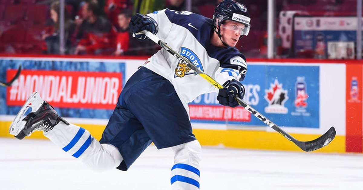 Flames bolster defense, draft Juuso Valimaki 16th overall in the #NHLD...