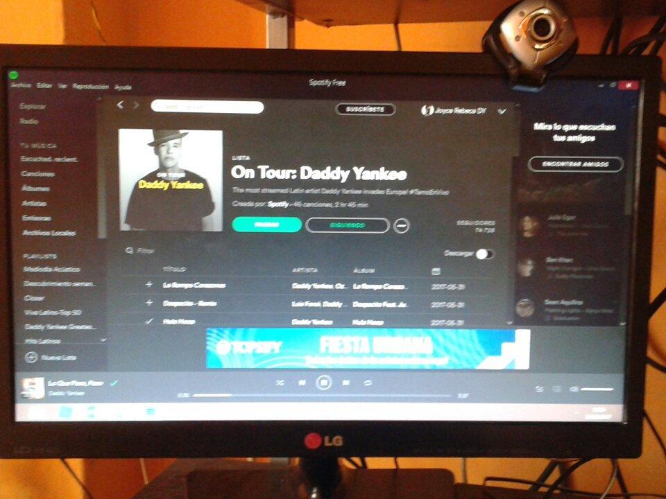 Me encantan tus canciones  @daddy_yankee 💯❤  @DYMFC_ECUADOR https://t....