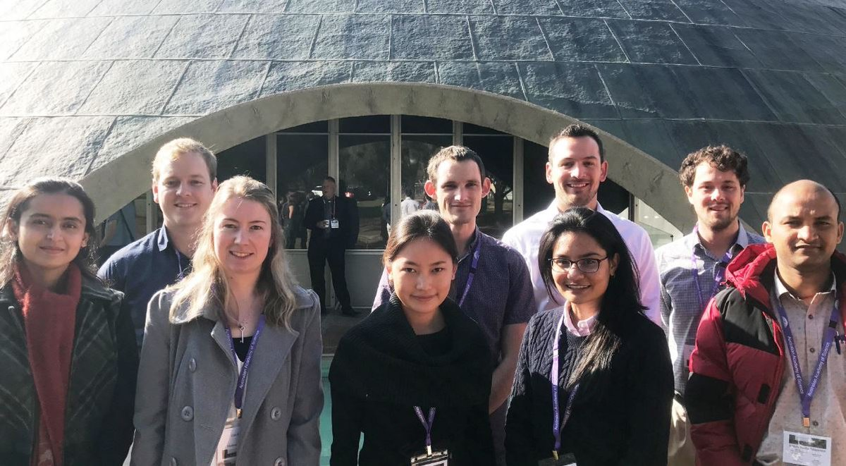 Good luck to our Aussie #chemistry posse, heading to @lindaunobel  from 25-30 June 2017. Send us your selfies with Nobel Laureates! #LiNo17