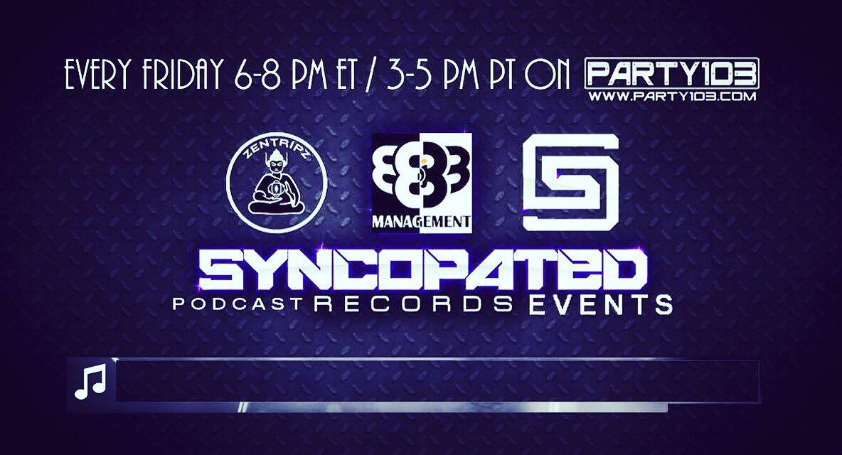 #NowPlaying @SyncoRecs #Podcast 245 w. @playhdtv on  http:// Party103.com  &nbsp;   @tunein &amp; @Party_103 #radio apps #tech #house #trance #triple8dj<br>http://pic.twitter.com/kEyuuRPh4C