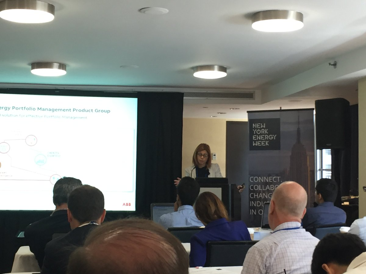 test Twitter Media - 10- #NYEW 2017 had a full-day workshop with 8 specialists from @ABBNorthAmerica talking about Energy Market Intelligence https://t.co/lzHiqEug5h