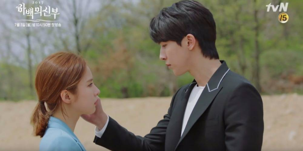 'Bride of the Water God' releases preview of the first episode with Shin Se Kyung and Nam Joo Hyuk https://t.co/2GwPP10vxU