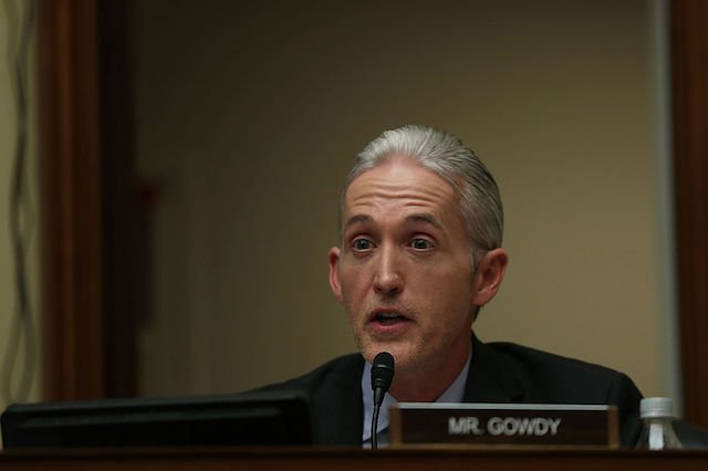 New Oversight Chair Trey Gowdy: 'I was not elected the mayor' of D.C. https://t.co/hAjek6gZTe