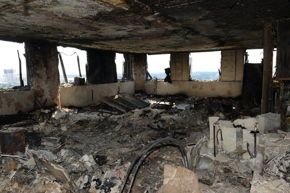 #Londres: incêndio em prédio começou em geladeira. Revestimento externo do edifício não passou pelos testes de segurança.