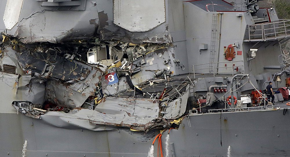 Automated guidance system steered Philippine ship before striking #USSFitzgerald https://t.co/Eu5Cohreij