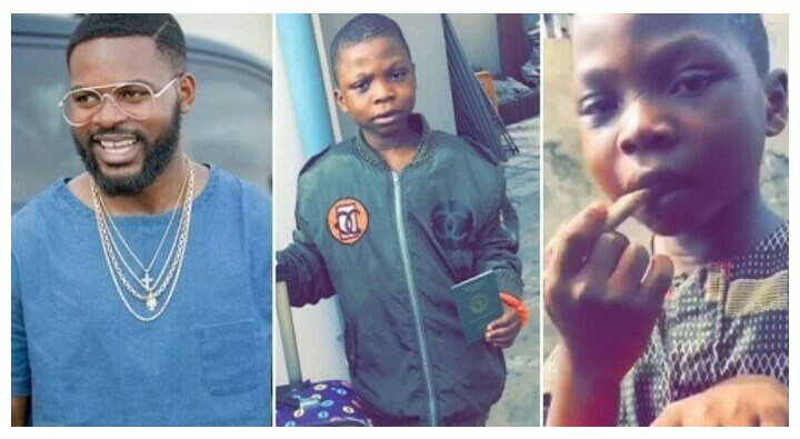 Chache Master, Segun Wire Blasts Falz For Saying Musicians Should Stop Hailing Fraudsters…
