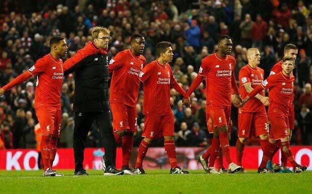 FACT: Liverpool are the first club to spend over a billion pounds without winning the league.