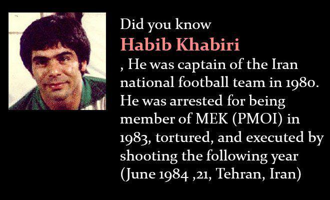 #Iran even kill its heroes Here is one of them #FreeIran #PMOI #MEK #Canada #USA #UK #MiddleEast #MTP #Iranian #France #Germany #Italy #HRW<br>http://pic.twitter.com/lXG0BkkDGY
