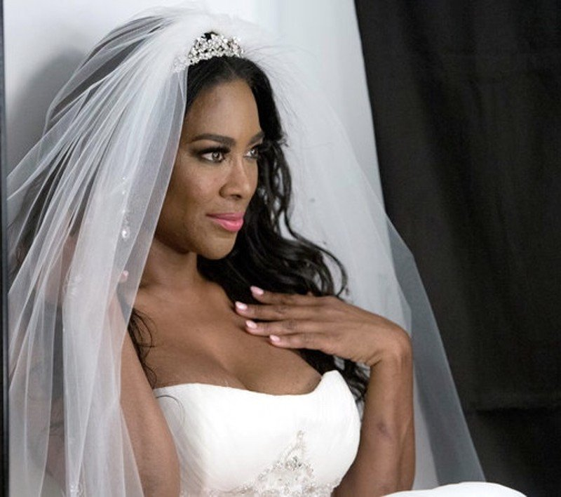 Kenya Moore Wedding.Rhoa Star Kenya Moore Reveals Exlcusive Details About Her St Lucia