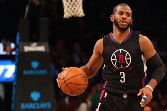 Report: Clippers\' Chris Paul declines player option, will become unrestricted free agent   ��