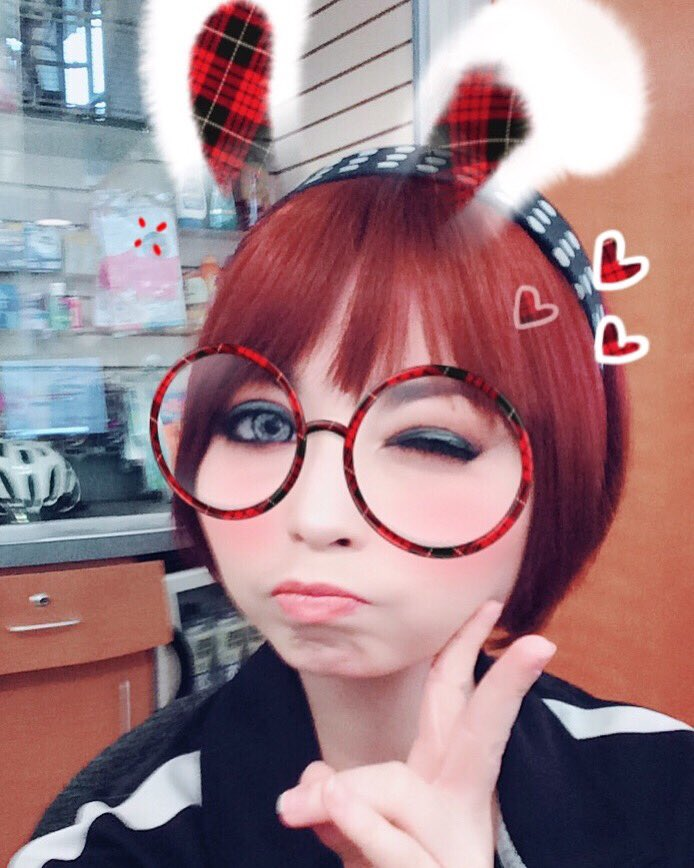 Lord these filters are becoming a trip. I love it!!  #Meitu #B612 #iPhoneShenanigans #MakeupGeek #Colourpop #Morphe<br>http://pic.twitter.com/tO1s1YxekD