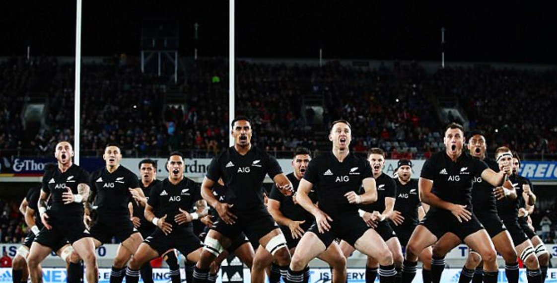 What is the secret to the New Zealand's famous haka, one of sport's mo...