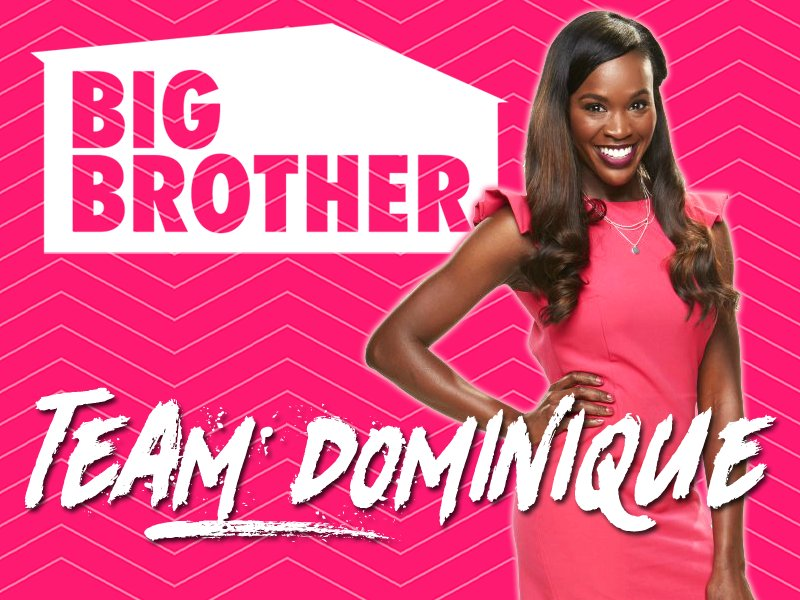 Preseason, RT & LIKE If You're Team DOMINIQUE! #BB19 https://t.co/...