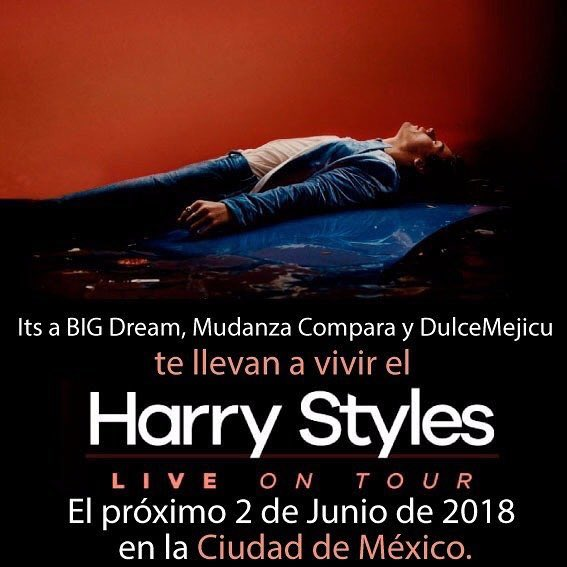THIS IS HAPPENING  #HarryStylesMexico <br>http://pic.twitter.com/wMXB72LeRS