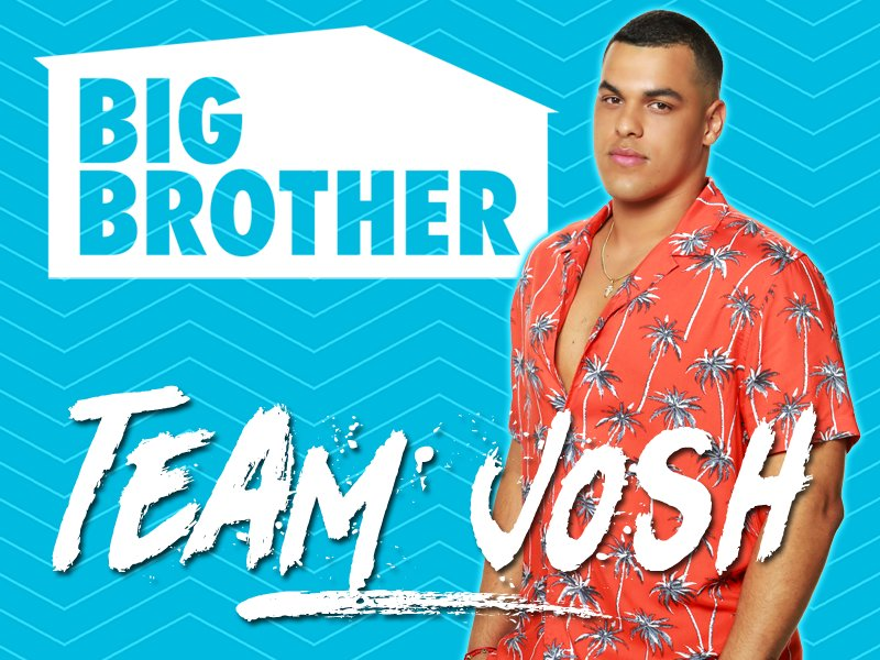 Preseason, RT & LIKE If You're Team JOSH! #BB19 https://t.co/HHPz2...