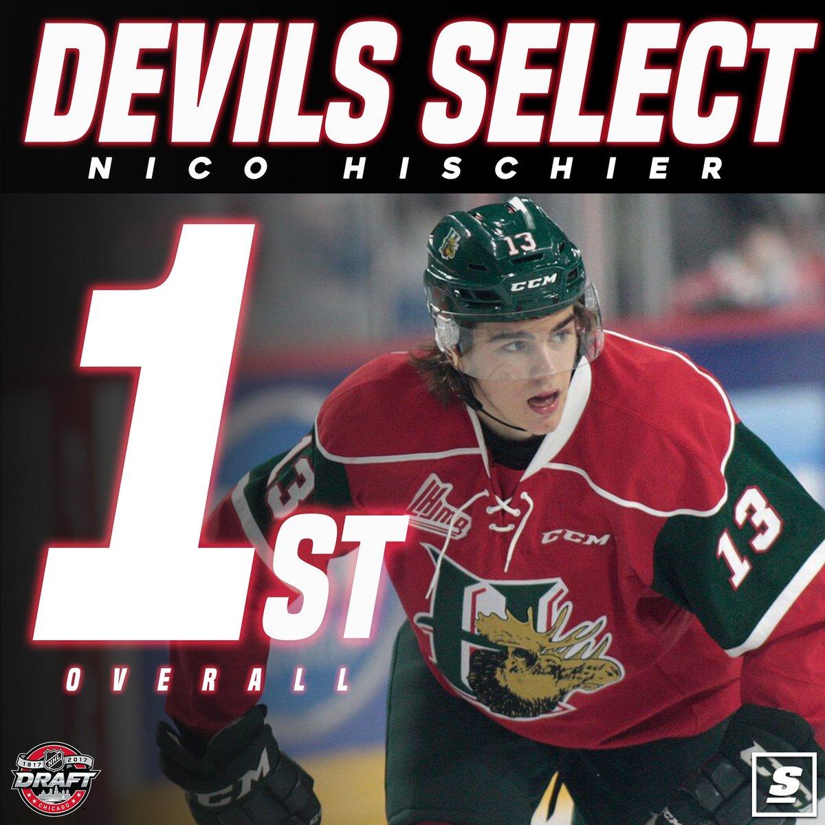 b968287db Devils' Nico Hischier : Latest News, Breaking News Headlines | Scoopnest