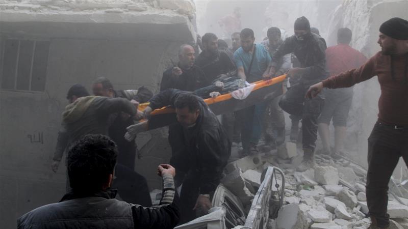 US-led raids record highest Syrian civilians death toll https://t.co/OlmeluWk0F