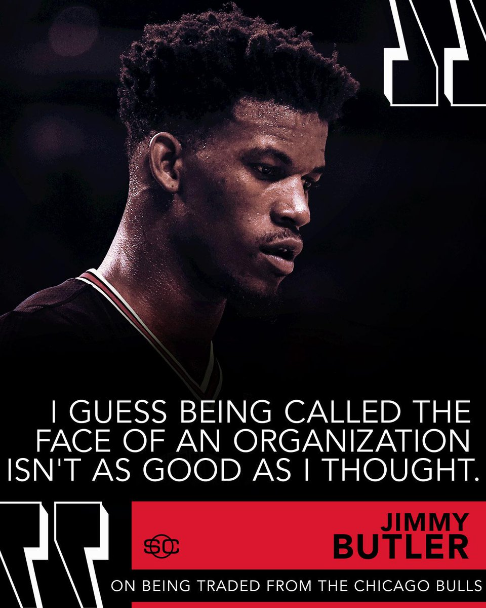 Jimmy Butler doesn't want to be labeled as anything but a player.  Mor...