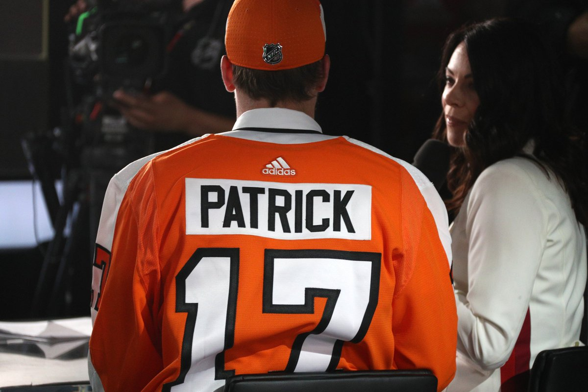 A moment to remember forever.   @nolan_patrick19 will Fly in the new a...