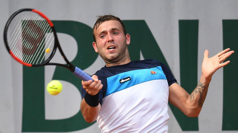 British tennis player Dan Evans tests positive for cocaine  https://t.co/QDD9850CFo