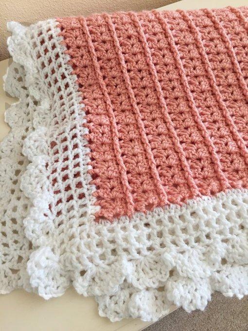 CROCHET Baby Blanket Pattern