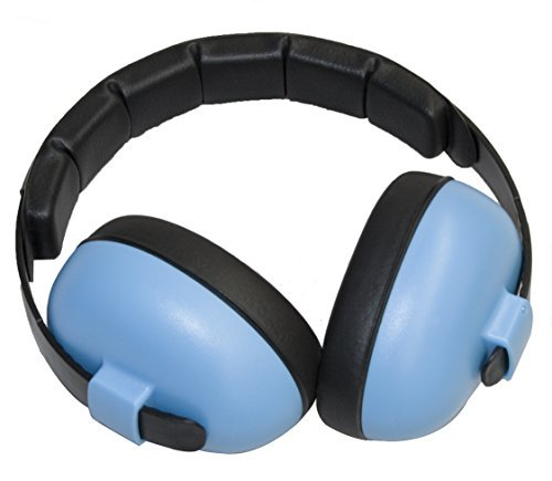 About Baby Banz EMBB Hearing Protection, 0-2 Years, Blue on DIY Home Space recommended through DIY Home Space