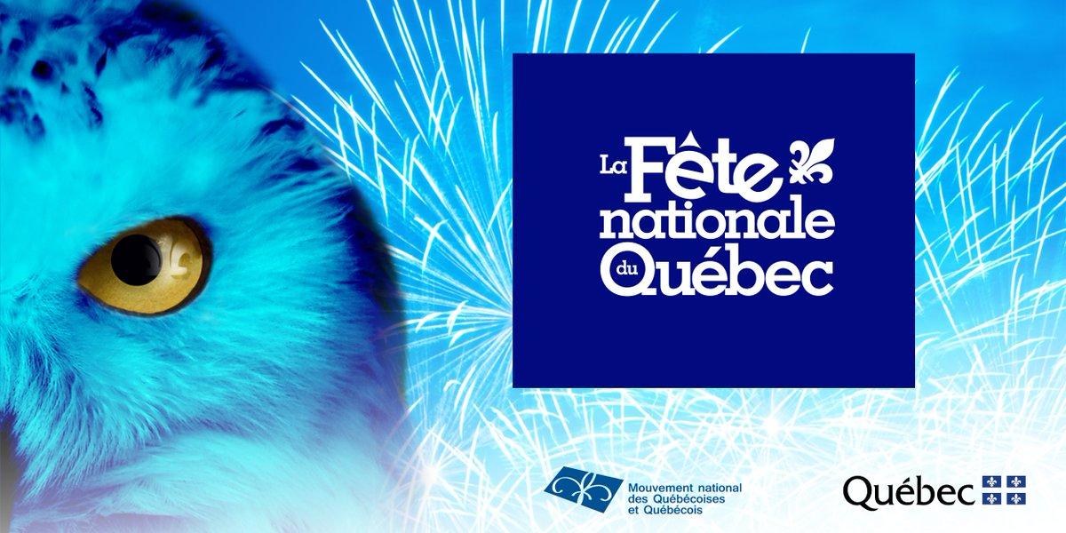 Chers abonnés, bonne Fête nationale à chacun d'entre vous! 😍 #FNQC #24...