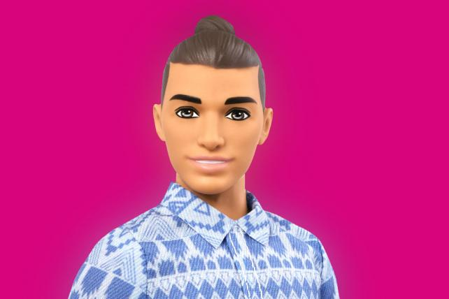 Can Ken (with a man bun) help @Mattel bounce back? https://t.co/1wf5bi9Ewu https://t.co/EluLe1nBWk