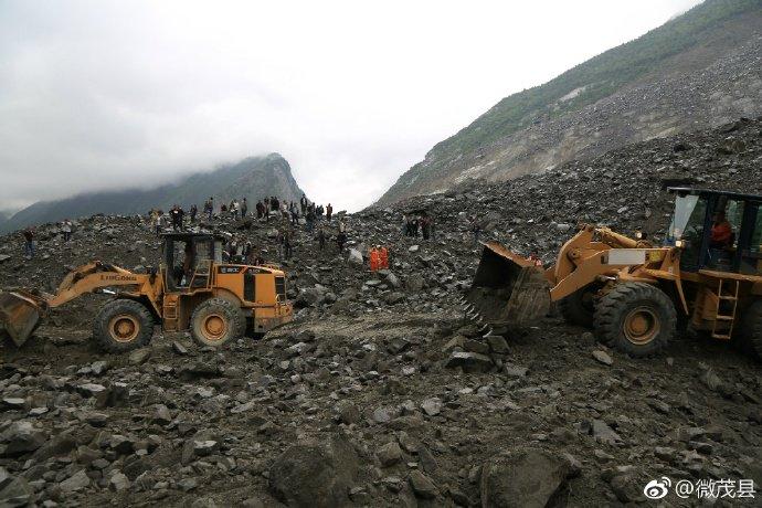 Չինաստանում 141 մարդ կորած է համարվում սողանքից հետո (լուսանկարներ)