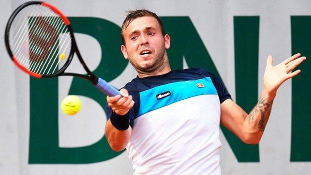 Doping no esporte: Tenista britânico é flagrado em teste por uso de cocaína https://t.co/EcNAj0uzH4