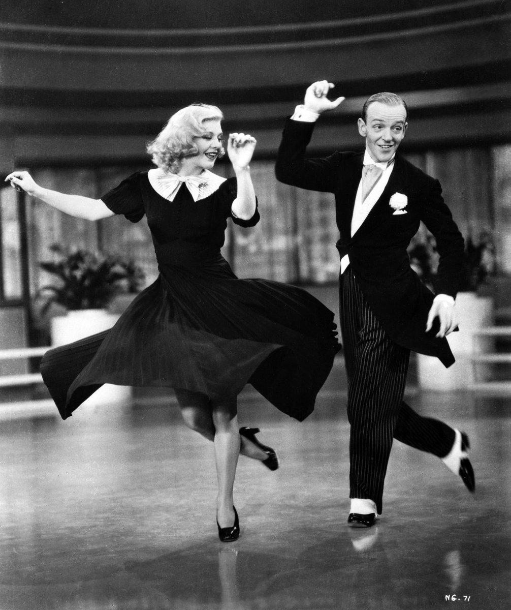 Ginger Rogers Fred Astaire Ginger Rogers Fred Astaire Actuaron Bailaron Diez Peliculas Musicales Innovando Danza Plasticidad Tecnica Destreza Memorable Scoopnest