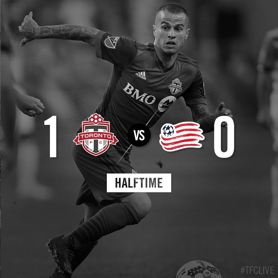HT: An early goal from an unlikely source has us a goal to the good af...