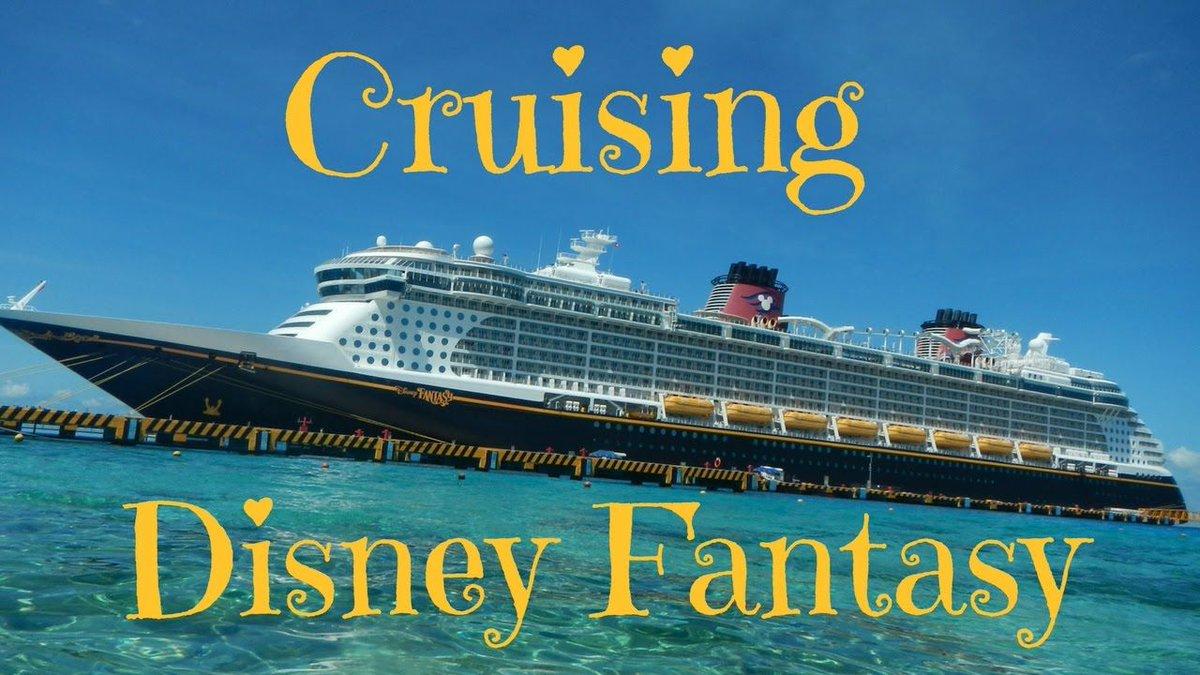 *WATCH NOW* Cruising the #DisneyFantasy @DisneyCruise @DisneyMoms #familytravel #Disneyside #DisneySMMC #TMOMDisney  http:// buff.ly/2rnuySS  &nbsp;   <br>http://pic.twitter.com/EvMvWAmJte