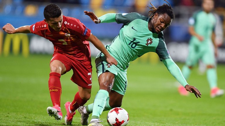 Video: U21 FYR Macedonia vs U21 Bồ Đào Nha