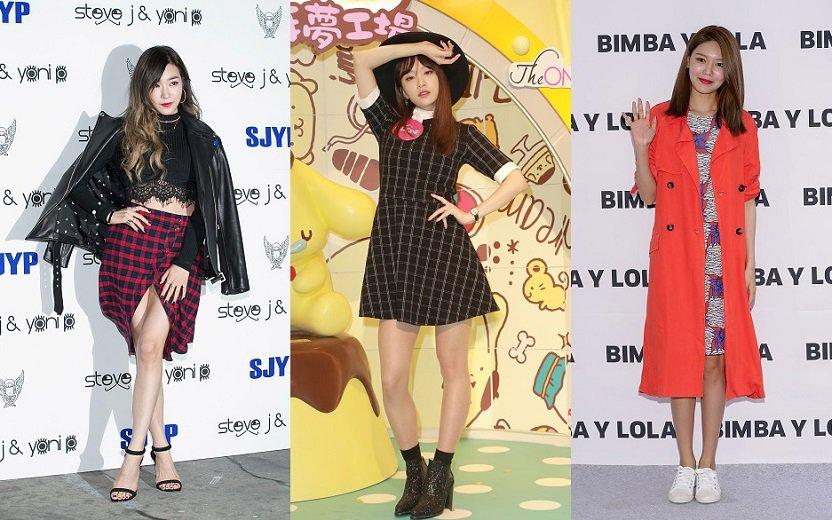 Looks incríveis das garotas de K-pop https://t.co/VfDIOQVO0D https://t...
